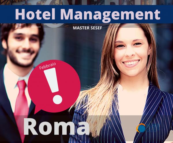 MASTER HOTEL MANAGEMENT ROMA