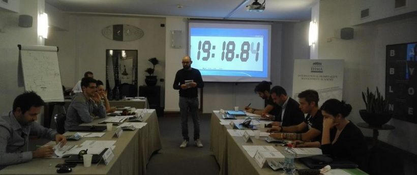 Master Hotel Management a Milano