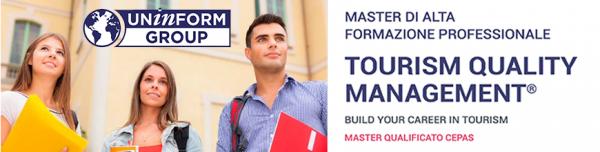 Master TQM diventare manager del settore turistico